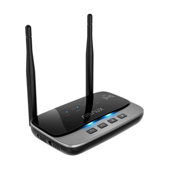 Bluetooth V5.0 apt HD™ Bluetooth zene vevő és fogadó egység egyben (2 in 1) - BlitzWolf® AIRAUX AA-BT3