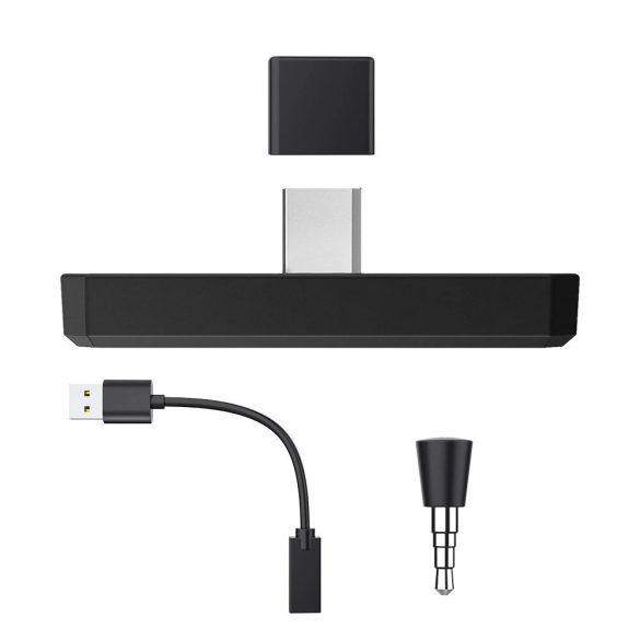 BlitzWolf® AirAux AA-BT2 - USB Type C - Bluetooth 5.0 zene adó egység PC és Sony PS-hez