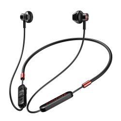 BlitzWolf Airauix AA-NH2 - mágneses hangszóró, nyakpánt,  IPX5 vízálló, Bluetooth sport headset mikrofonnal