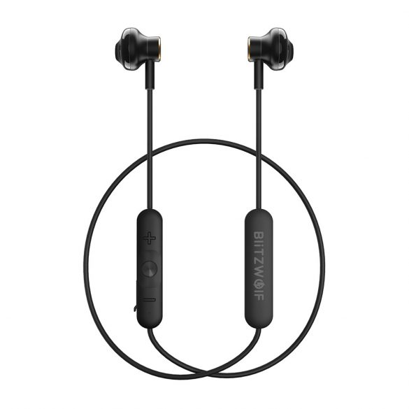 Słuchawki Bluetooth z pałąkiem na szyję - Blitzwolf BW-BS5 Wireless Earphones