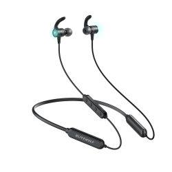 BlitzWolf® BW-FLB1 nyakba akasztható vezeték nélküli Gamer fülhallgató - mély basszus, kis késés, RGB vilégítás, hosszú játékidő