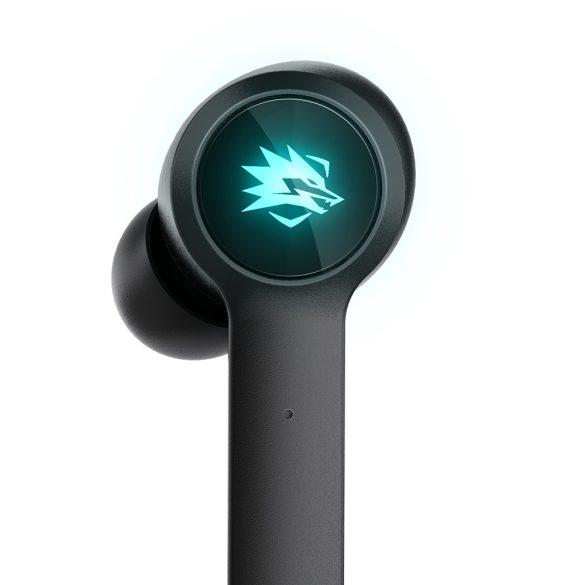 BlitzWolf® BW-FLB2  vezeték nélküli Gamer fülhallgató - virtuális 7.1 térhangzás, Bluetooth 5.0, IPX4