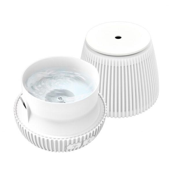 BlitzWolf® BW-Fun11 - aromás párologtató (diffúzor) - 100 ml, RGB fény