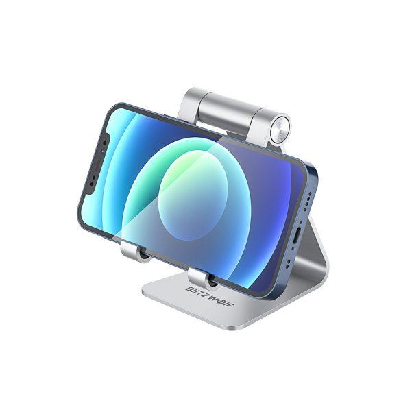 BlitzWolf BW-HT2- asztali telefon és tablet tartó 7''-10'' eszközökhöz