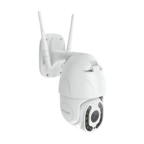 Blitzwolf® BW-SHC3 kültéri WiFi Smart IP security kamera: 1080P, éjjellátás, mozgásérzékelés, IP64