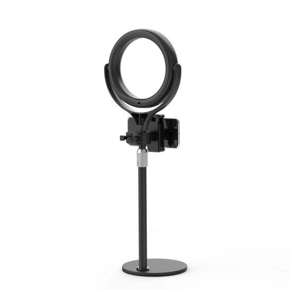Világító Szelfie gyűrű / karika - BlitzWolf BW-SL4; távirányító + változtatható színhőmérséklet