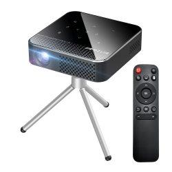 BlitzWolf® BW-VT1 Házimozi mini projektor - Android OS, 854x480P, DLP Technology, Vivid Color