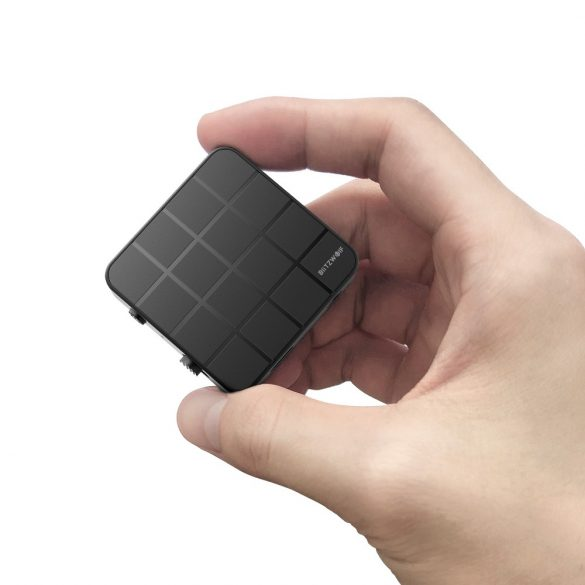 BlitzWolf® BW-BL2 Bluetooth 5.0 zene vevő és fogadó egység egyben (2 in 1)