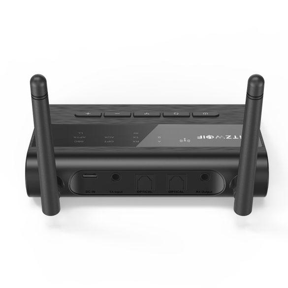 Bluetooth V5.0 Bluetooth zene vevő és fogadó egység egyben (2 in 1) - BlitzWolf® BW-BR5