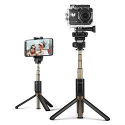 BlitzWolf BW BS3 sport (tripod) stick selfie și suport pentru telefon cu telecomandă