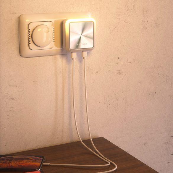 Éjszakai fény USB töltővel - BlitzWolf® BW-LT14
