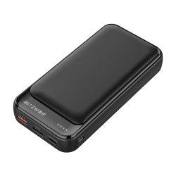 BlitzWolf® BW-P11 - Gyorstöltős Power Bank 20000mAh, Qualcomm Quick Charge 3.0 és PD3.0 gyorstöltés