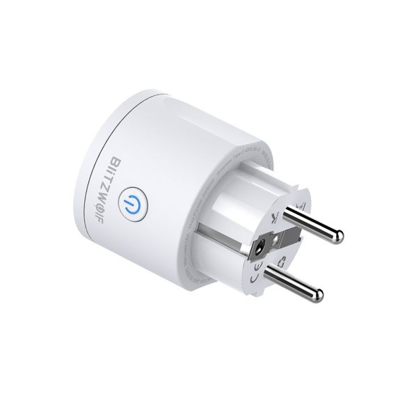 Blitzwolf® BW-SHP10 3680W 16A, 220Volt Wifis okos aljzat - Amazon Echo, Google Home és IFTTT integrálhatóság
