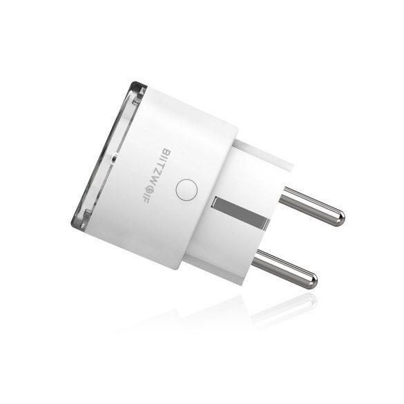 Blitzwolf® BW-SHP6 Pro 15A Wifis 220 Volt-os okos aljzat - Amazon Echo, Google Home és IFTTT integrálhatóság