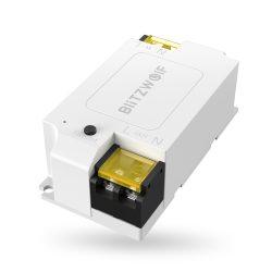 BlitzWolf® BW-SS1 Controller inteligent WiFi 15A / 3300W Încărcare maximă, cu control aplicație, cronometru, control vocal, feedback de stat