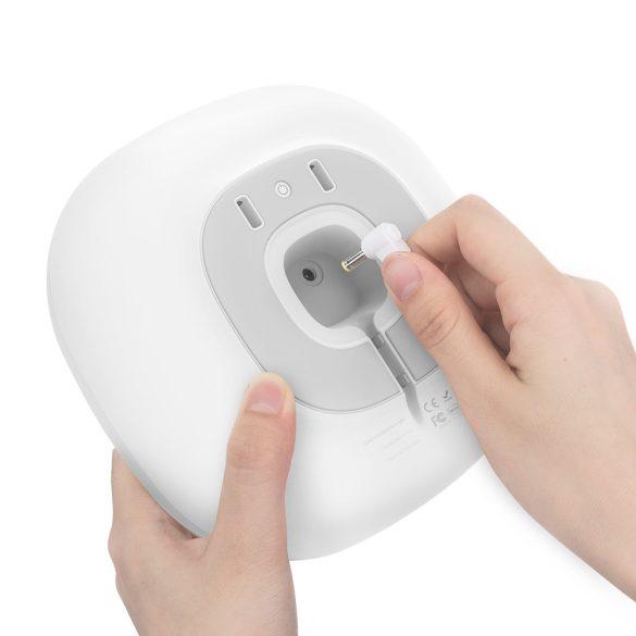 BlitzWolf® BW-LT18 Kézmozdulatokkal irányítható éjszakai LED lámpa - akkumulátorral, RGB színnel és változatható fényerővel