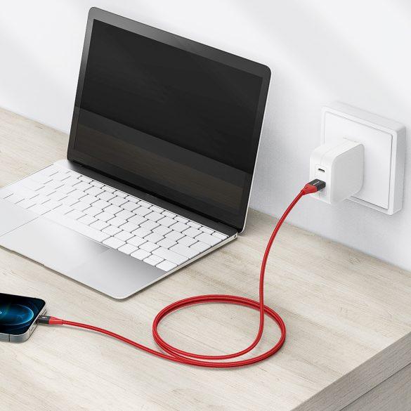 90 cm hosszú Apple Lightning kábel - BlitzWolf Ampcore BW-MF9 Pro - minden Apple, iPhone típushoz