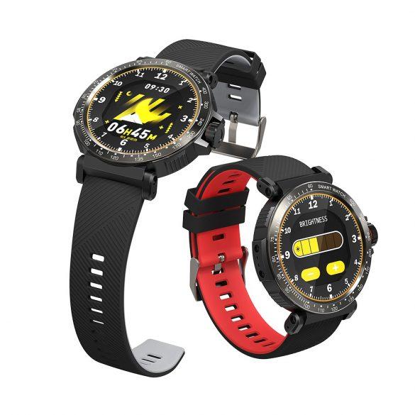 """Blitzwolf® BW-AT1 Okos óra (Smart Watch) 1.3"""" HD kijelző, számtalan beépített funkció."""