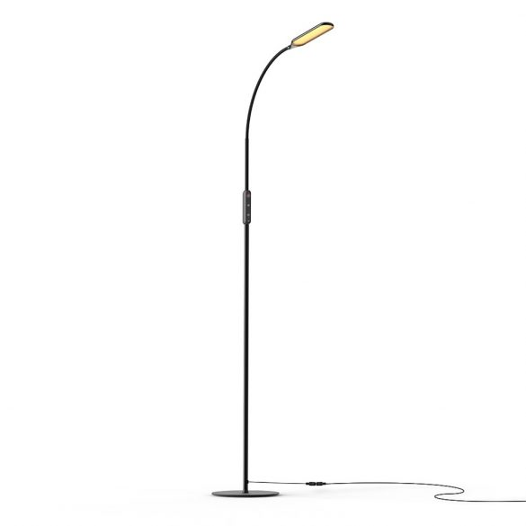 Minimal design álló lámpa - BlitzWolf® BW-LT28 - 600LM, változtatható színhőmérséklet és fényerő, távirányító