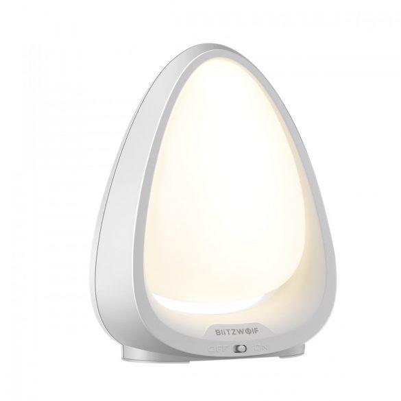 Éjszakai LED lámpa változtatható színnel és fényerővel, tölthető akkumulátorral - BlitzWolf® BW-LT9