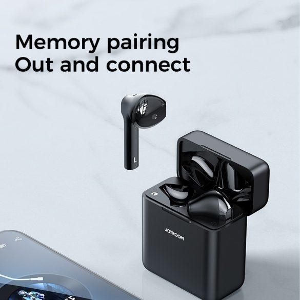 JOYROOM JR-TL8 - Töltődobozos Hi-Fi Bluetooth fülhallgató, zajszűrős mikrofon, HD hang, IPX5