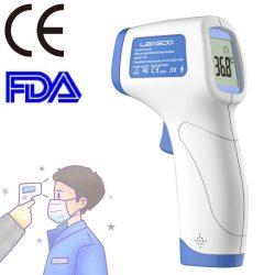 Leagoo T02 - érintésmentes infravörös testhőmérséklet mérő (lázmérő, hőmérő)