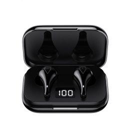 Lenovo LivePods LP3 - fekete - vezeték nélküli fülhallgató, Bluetooth 5.0,  IPX4 vízállóság