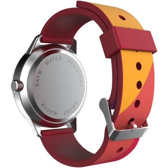 Lenovo Watch 9 vízálló hibrid okosóra, IP67 vizállóság - színes