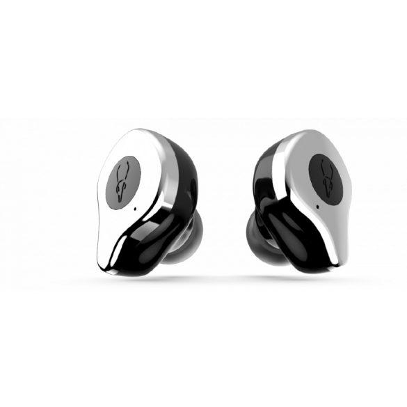 Sabbat E12 Ultra, jeges ezüst - TWS Bluetooth 5.0 HD hangélmény, vezeték nélküli töltés